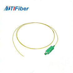 0.9mm SM G652D G657A SC/APC SC/UPC PVC/LSZH 1M/1.5M/3M Fiber Optic Pigtail