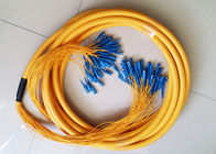 0.9mm/2.0mm Breakout Cable 24 Core SM SC-LC Pre Terminated Cable