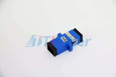 SUPER Fixed Type 5db attenuator Sc Apc High Durability , Blue Color
