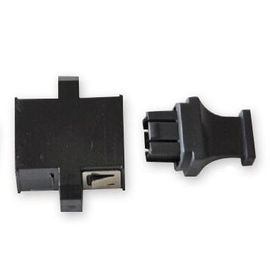 MPO Fiber Optic Adapter for network and equipment , optical fiber adapter