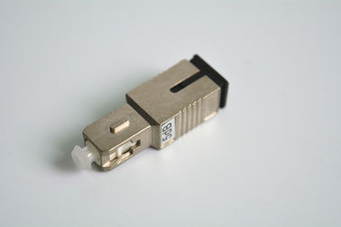 Female To Male Type Fixed Optical Attenuator SC / LC Multimode High Precision