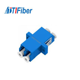 China Sc / Apc LC Fiber Optic Adapterr Fc Coupler Local Area Network Application factory