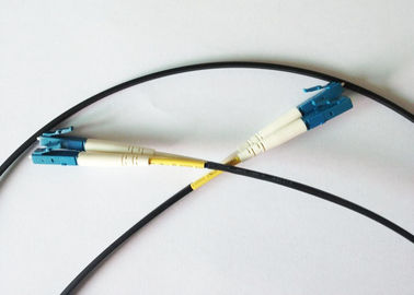 Duplex Multimode FTTH Solution with 2core Drop Cable Patch Cord